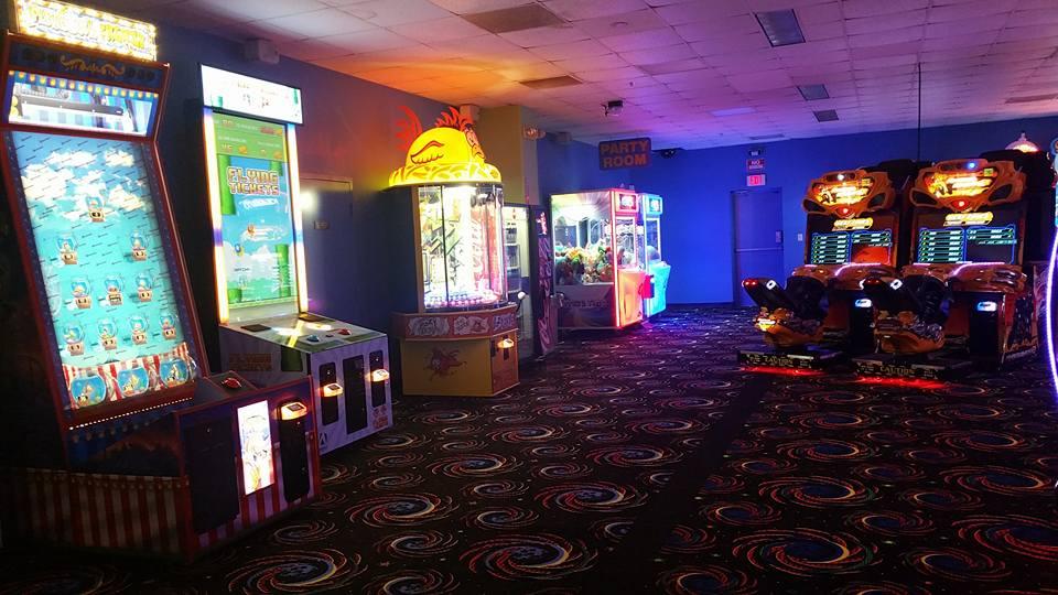 Laser Tag Amp Arcade
